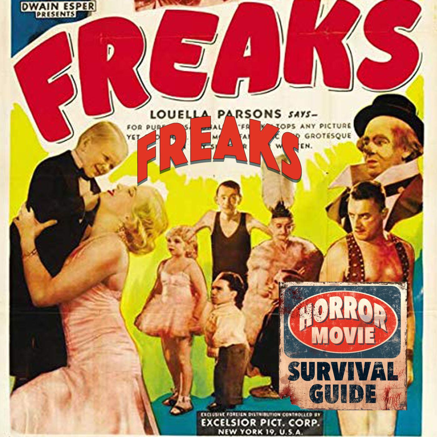"Freaks ""The code of the freaks"""