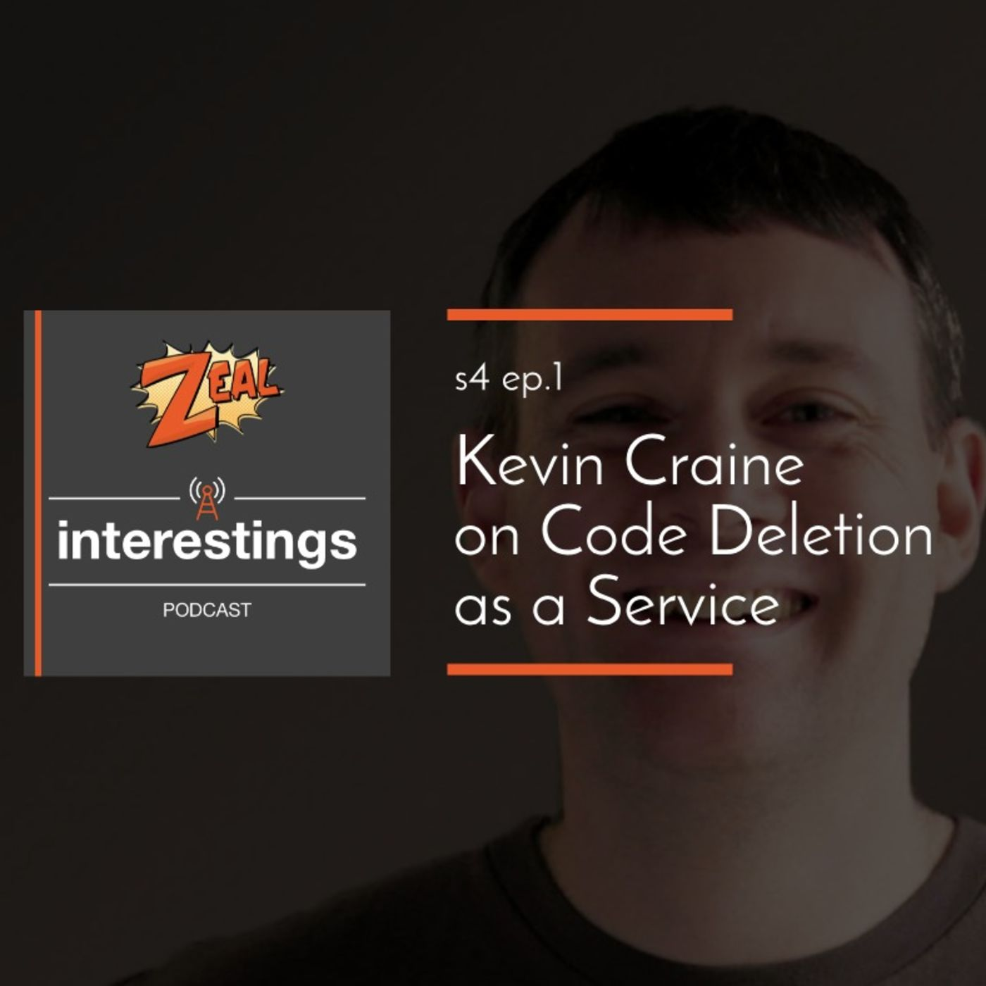 Kevin Craine on Code Deletion as a Service
