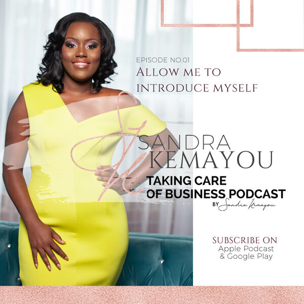 Taking Care of Business - Business Made Simple  Podcast Artwork Image