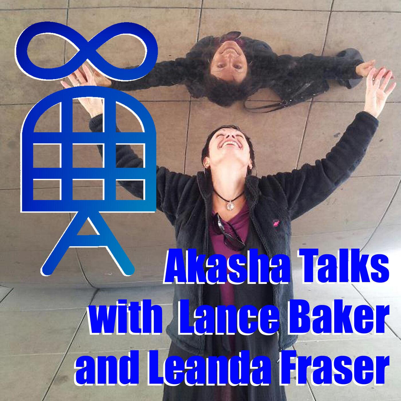 EP010 Leanda Fraser - Reiki, Tarot and Astrology