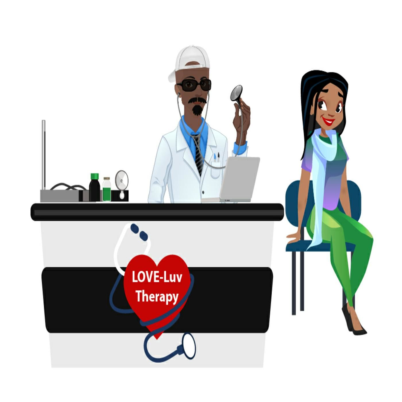 BLACK LOVE Love-Luv Therapy Ep  13