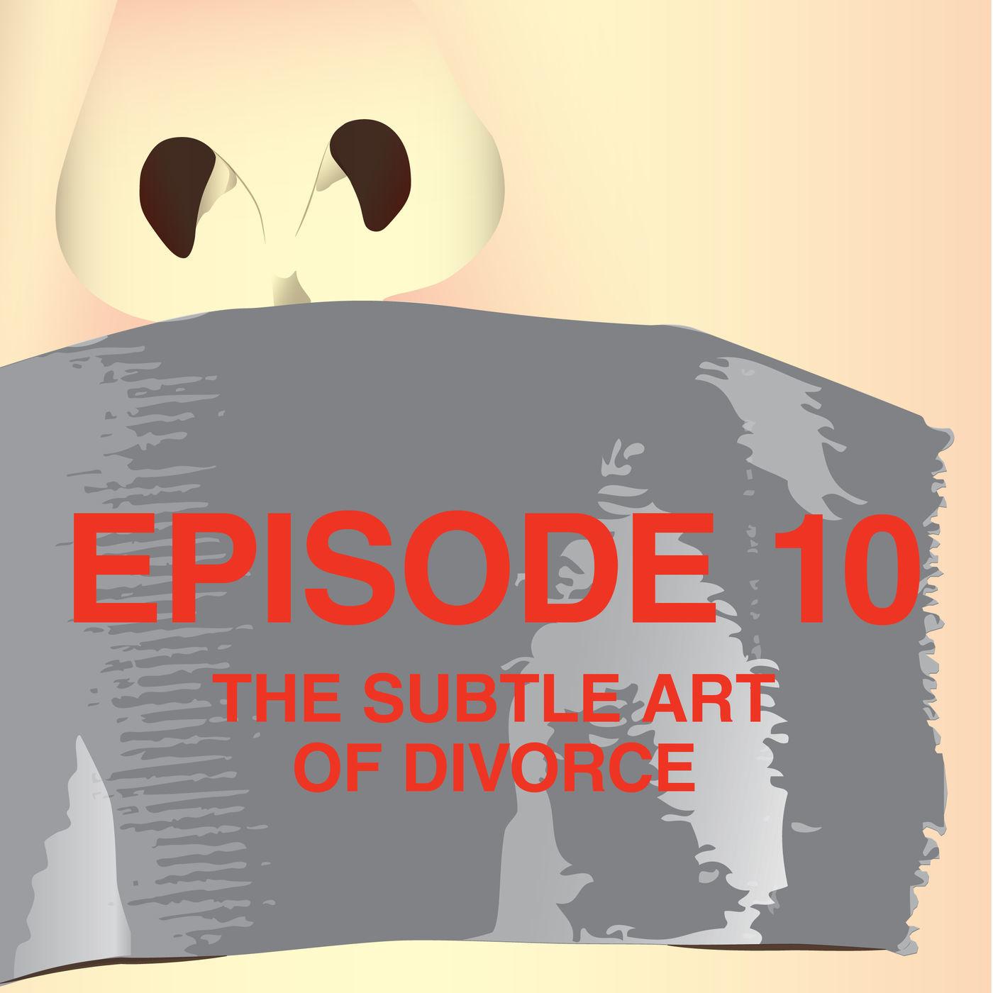 The Subtle Art of Divorce