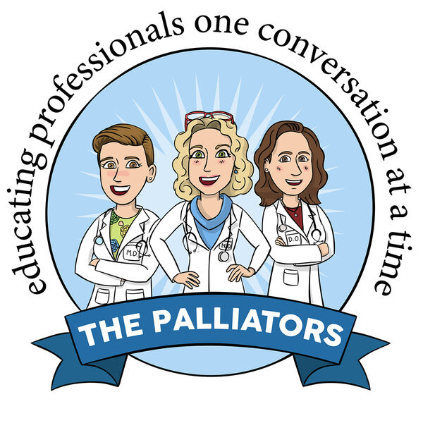 The Palliators Podcast Artwork Image