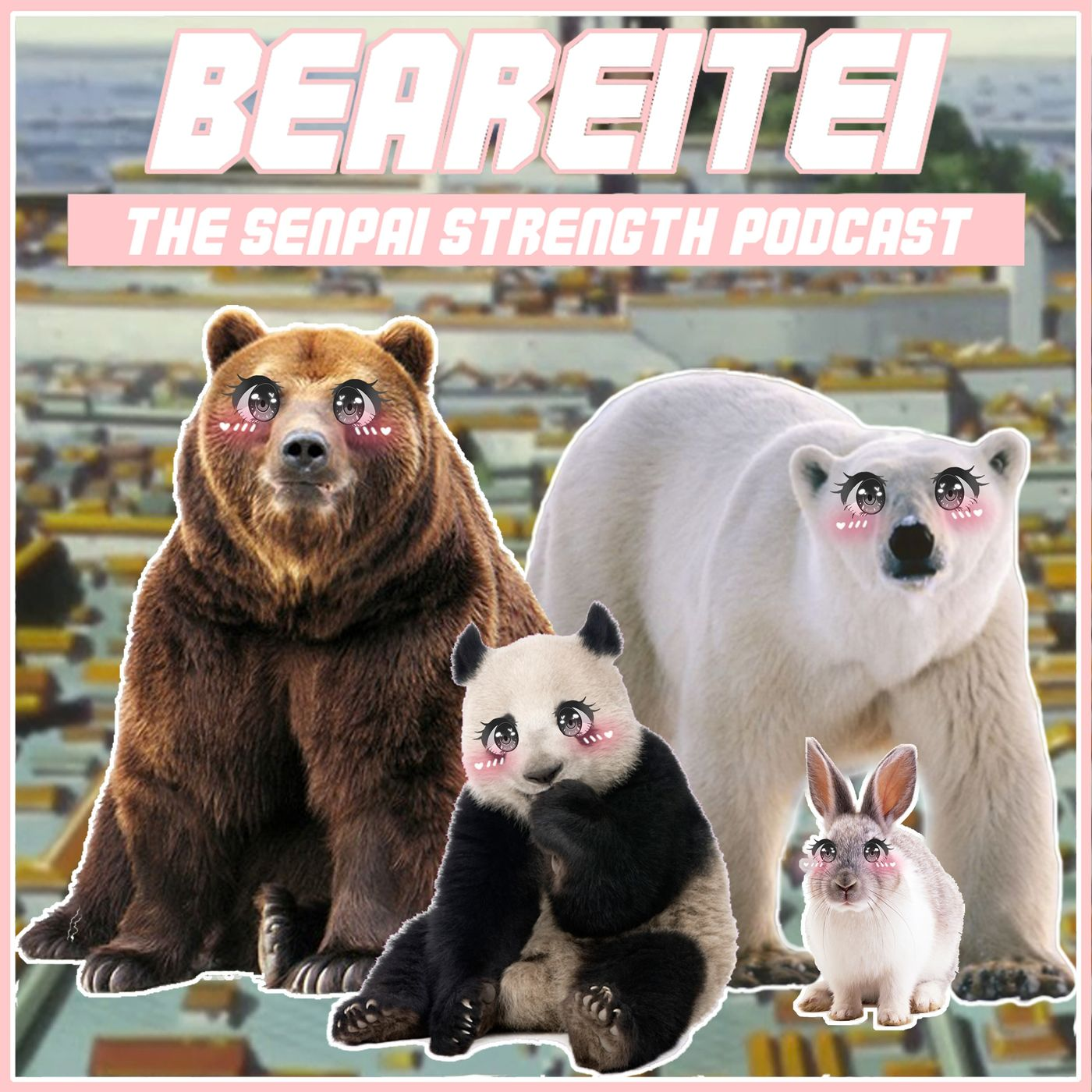 BEAREITEI 06: THE BUNNY AND THE BEAR GAMES