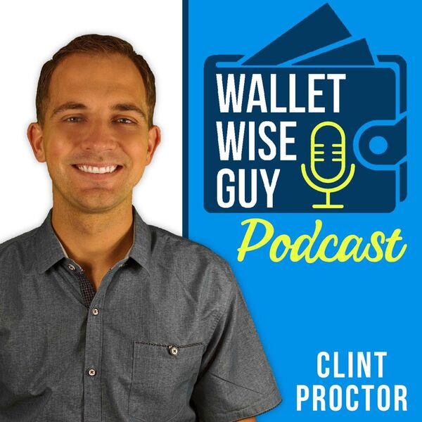 The Wallet Wise Guy Podcast Artwork Image