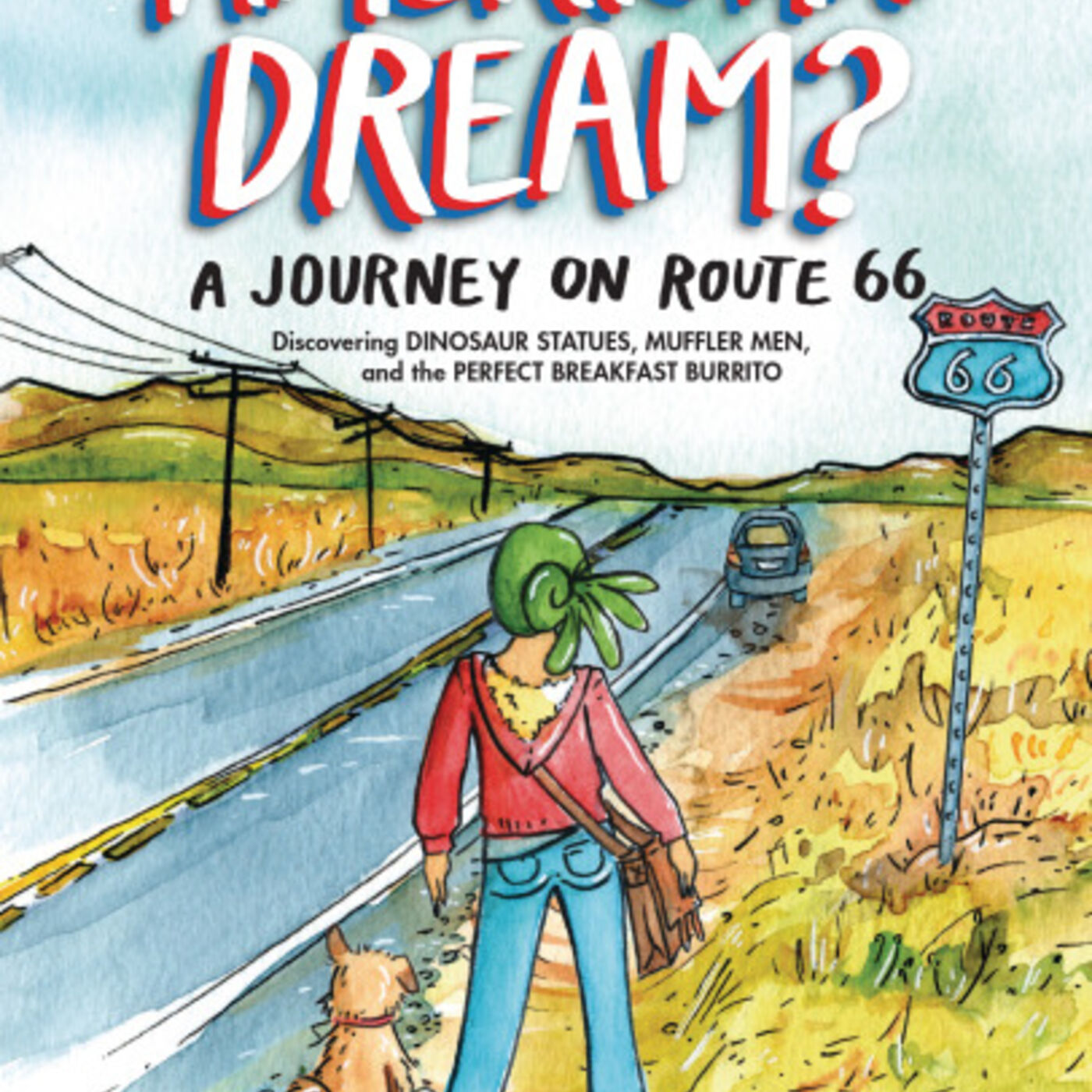 Author Interview: Shing Yin Khor, author of The American Dream? A Journey on Route 66 Discovering Dinosaur Statues, Muffler Men, and the Perfect Breakfast Burrito