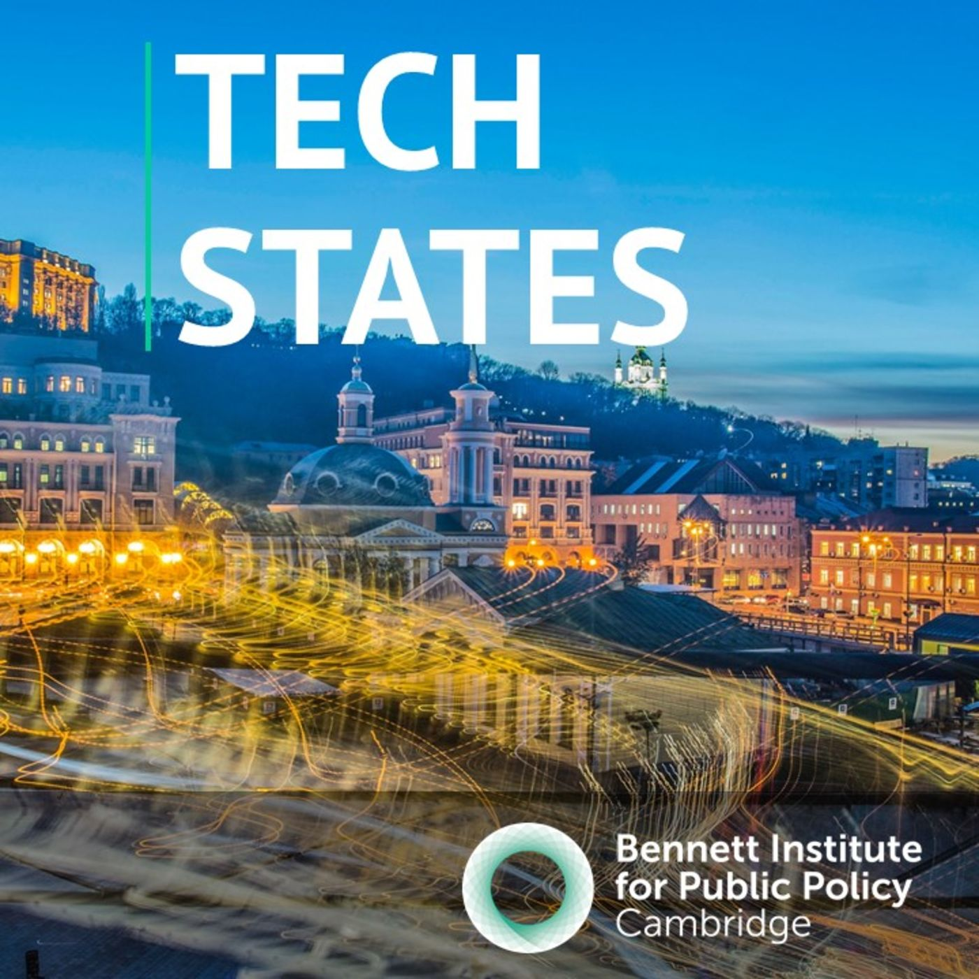 Tech States: Digital Government, In Practice and On Reflection   Tech States on acast