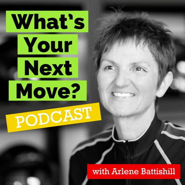 What's Your Next Move Podcast Artwork Image