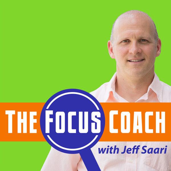 The Focus Coach Podcast Artwork Image