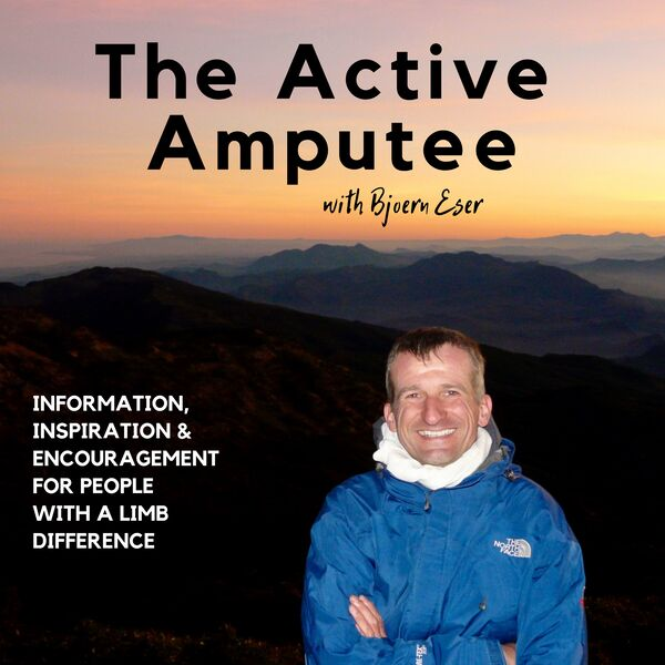 The Active Amputee Podcast Artwork Image