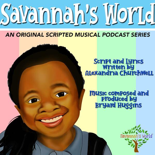 Savannah's World Podcast Artwork Image