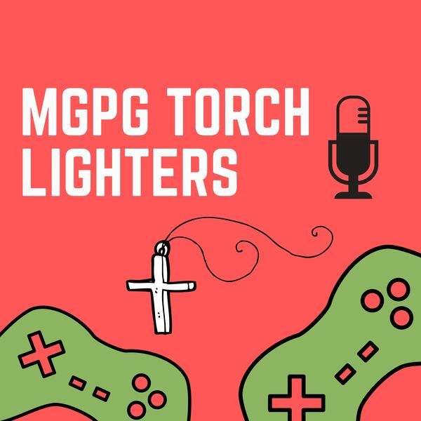 Mighty Grace Positive Gaming's TorchLighters Podcast Podcast Artwork Image