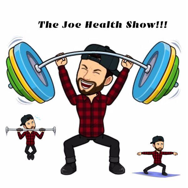 The Joe Health Show Podcast Artwork Image