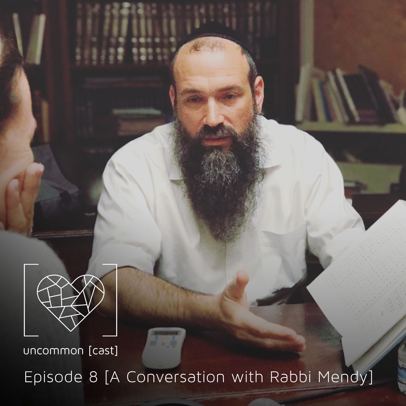 A Conversation with Rabbi Mendy - Part 1