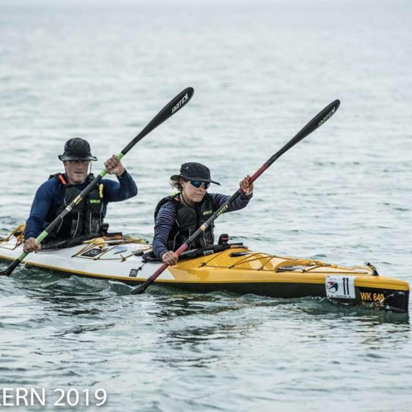 Episode 5 - The Yukon River Quest with Kate & Steve Dawson