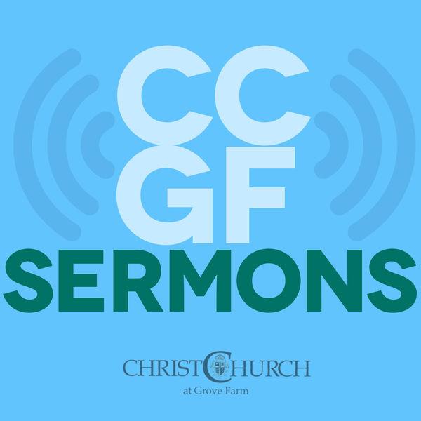 CCGF - Sermons Podcast Artwork Image