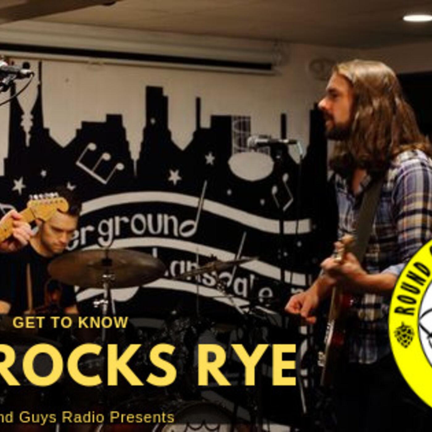 [Bonus] Take a Listen to Two Rocks Rye perform Telejam