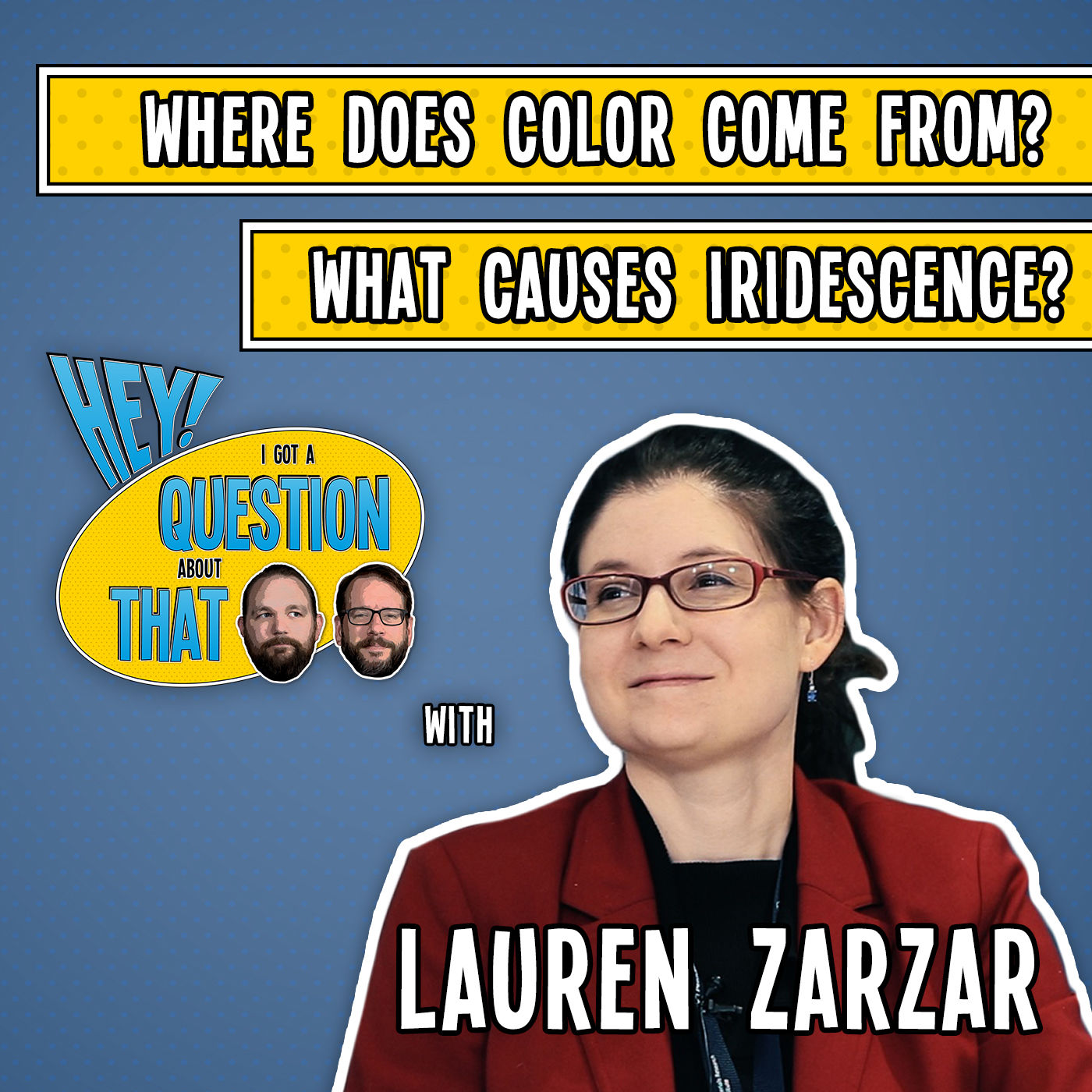 Where Does Color Come From? What Causes Iridescence?