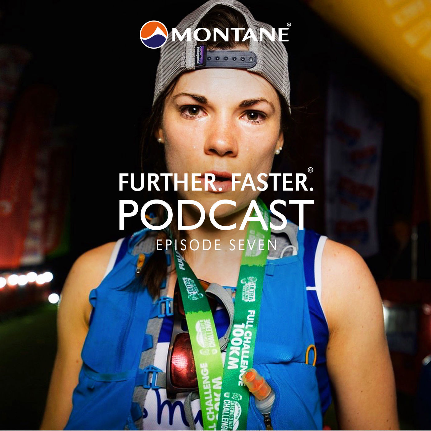 Further. Faster. Podcast Ep7 (Ultra-athlete Katy Parrott)