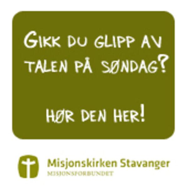 Misjonskirken Stavanger's Podcast Podcast Artwork Image