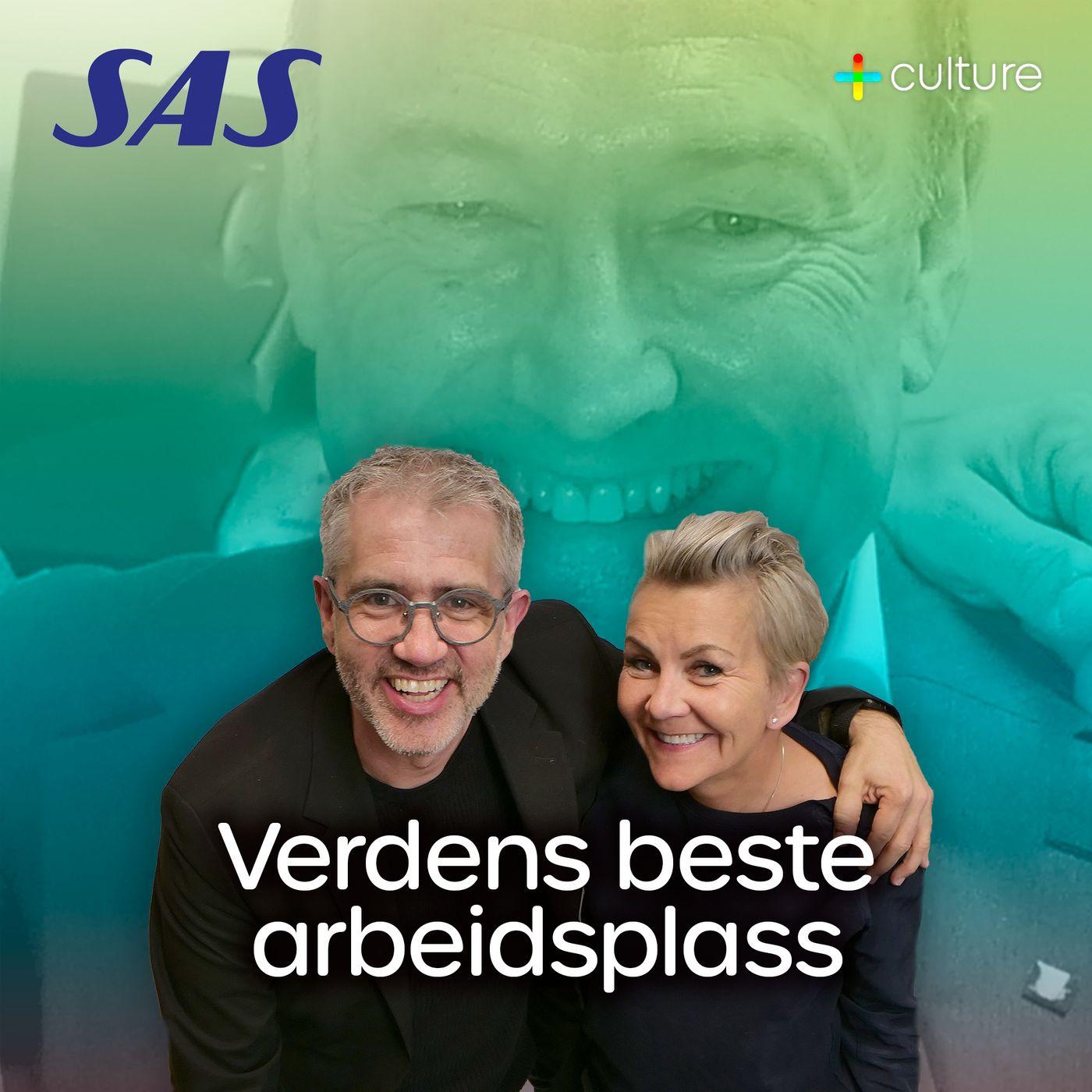 I krise og suksess - Knut Morten Johansen fra SAS