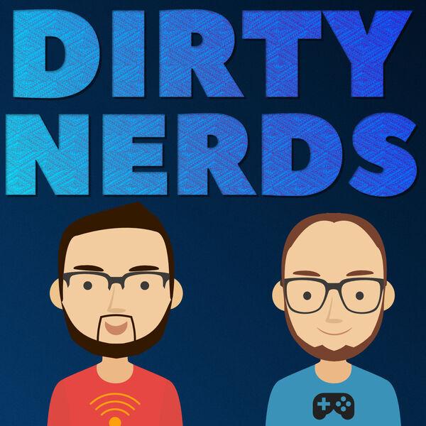 Dirty Nerds  Podcast Artwork Image