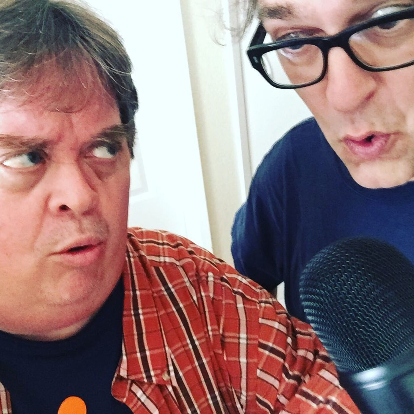 EPISODE #28: RONNIE BARNETT (The Muffs) starring in TWO GUYS TALKING ABOUT MUSIC
