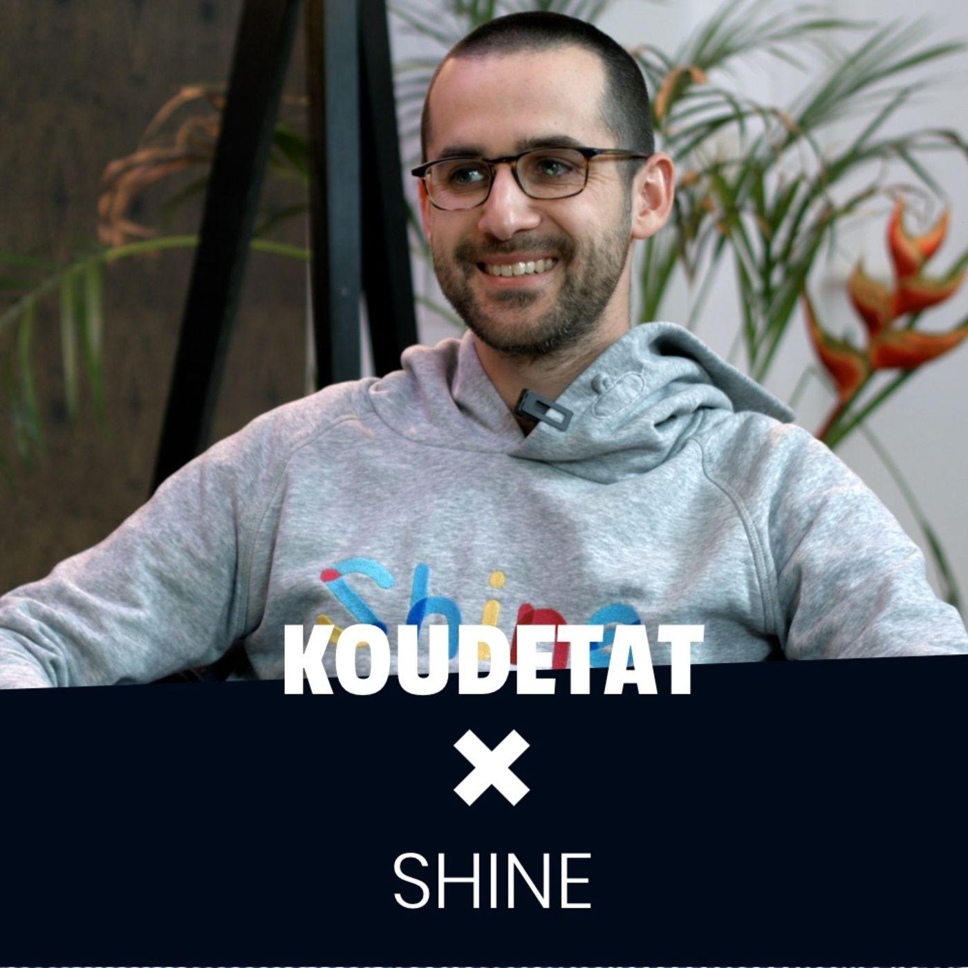 Règle un problème que personne d'autre n'a envie de régler I Koudetat x Shine