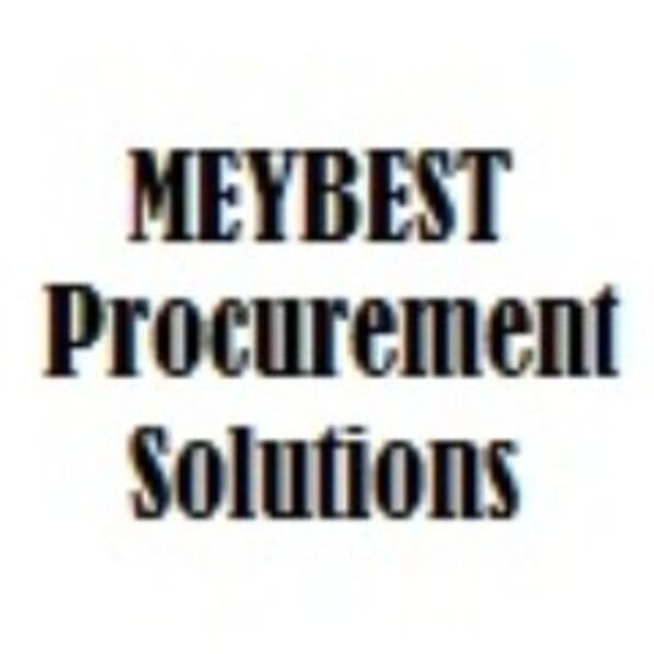 Meybest Procurement Solutions Podcast Podcast Artwork Image