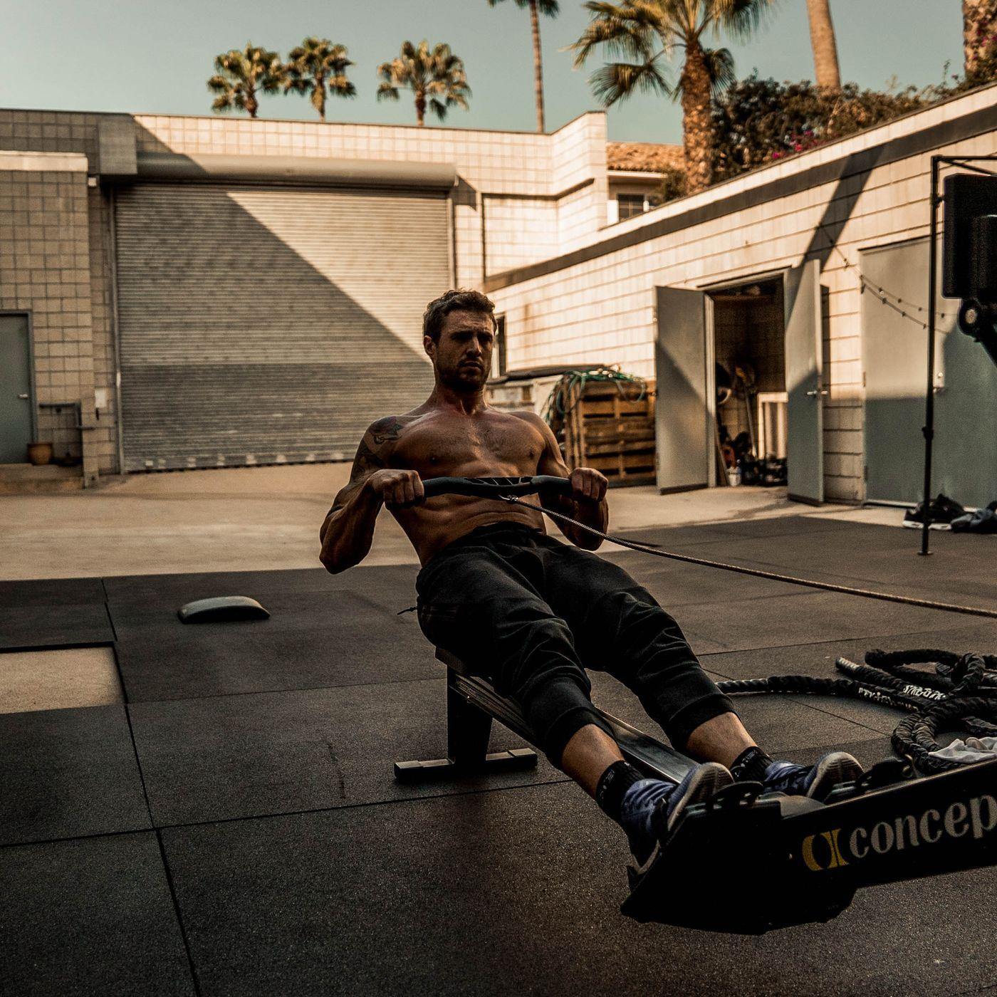 #19: 'CrossFit & Fysioterapi - del 2' med Andreas Hessner