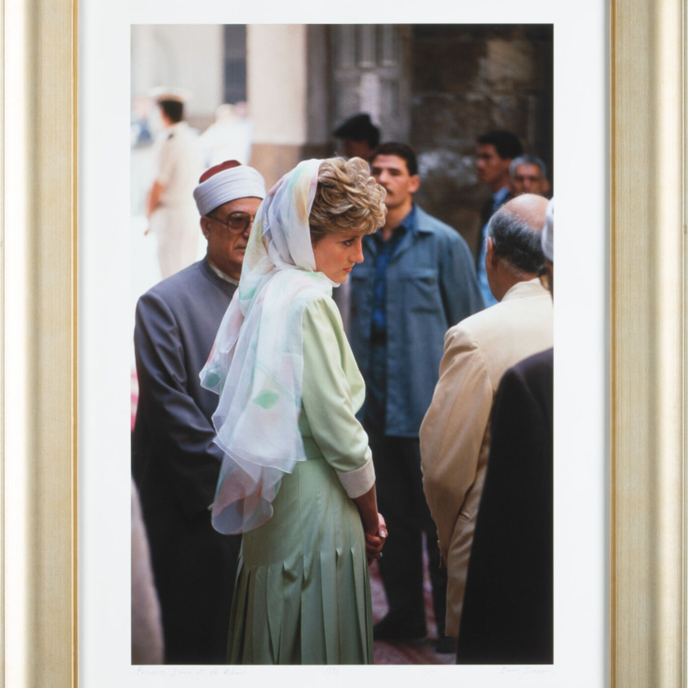 Princess Diana Museum - Barry Iverson, Photojournalist