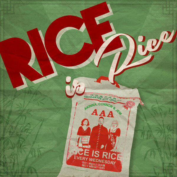 Rice Is Rice Podcast Artwork Image