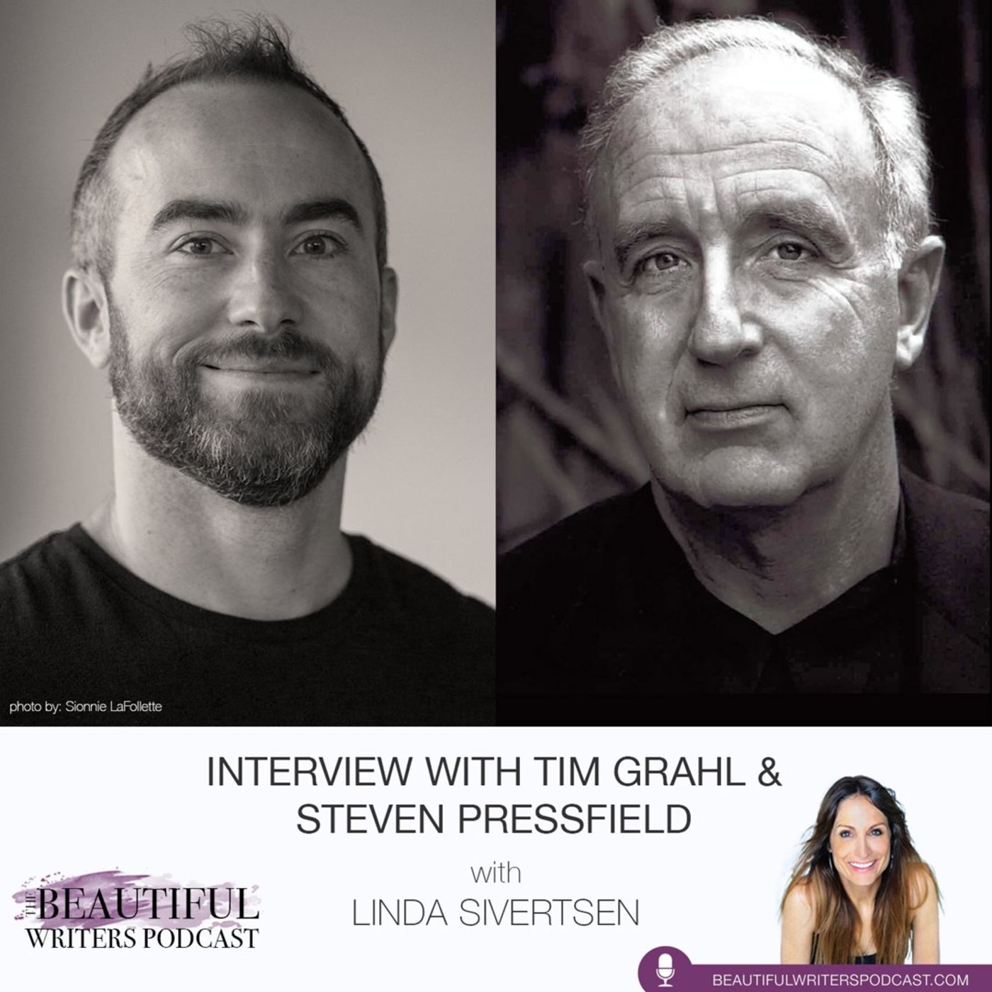 Steven Pressfield & Tim Grahl: Slaying Creative Dragons