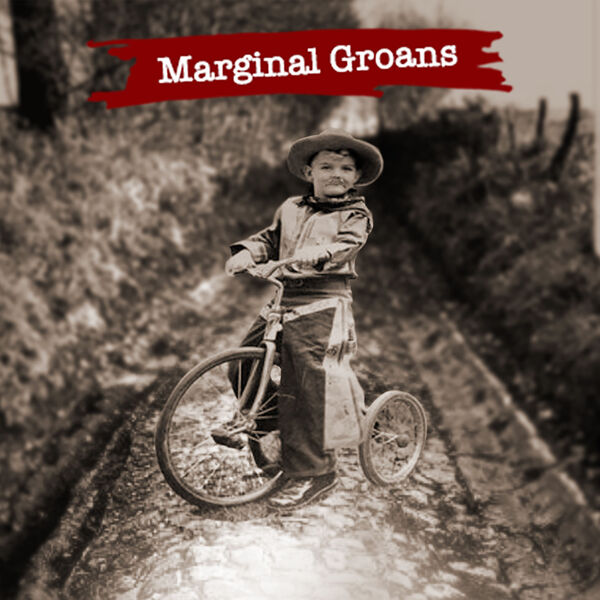 Marginal Groans, A Cycling Podcast Podcast Artwork Image