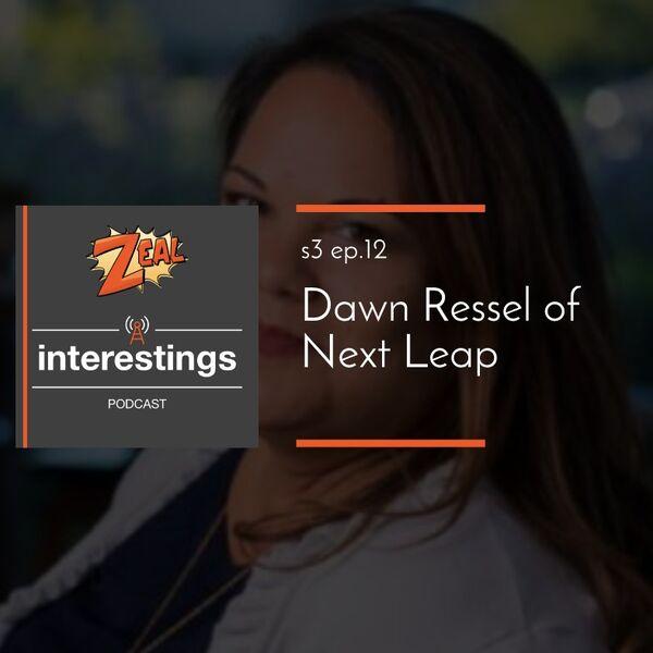 Zeal #Interestings Podcast Podcast Artwork Image