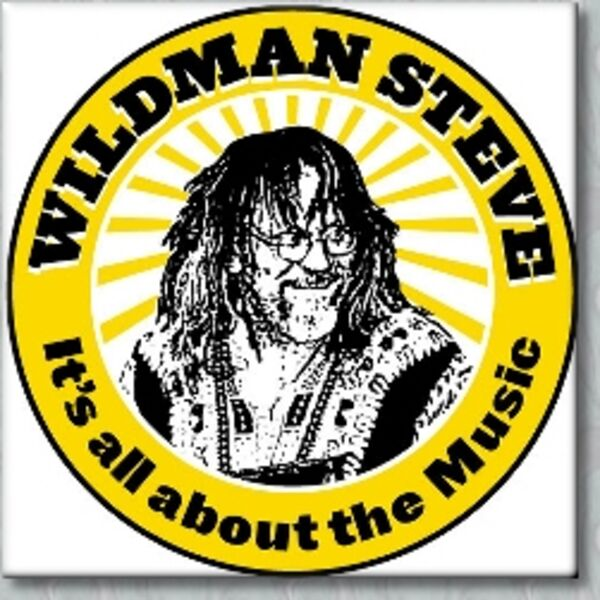 Wildman Steve's Record Shop Podcast Artwork Image