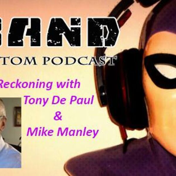 X-Band: The Phantom Podcast Podcast Artwork Image