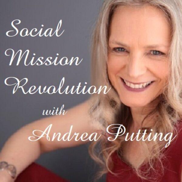 Social Mission Revolution Podcast Artwork Image