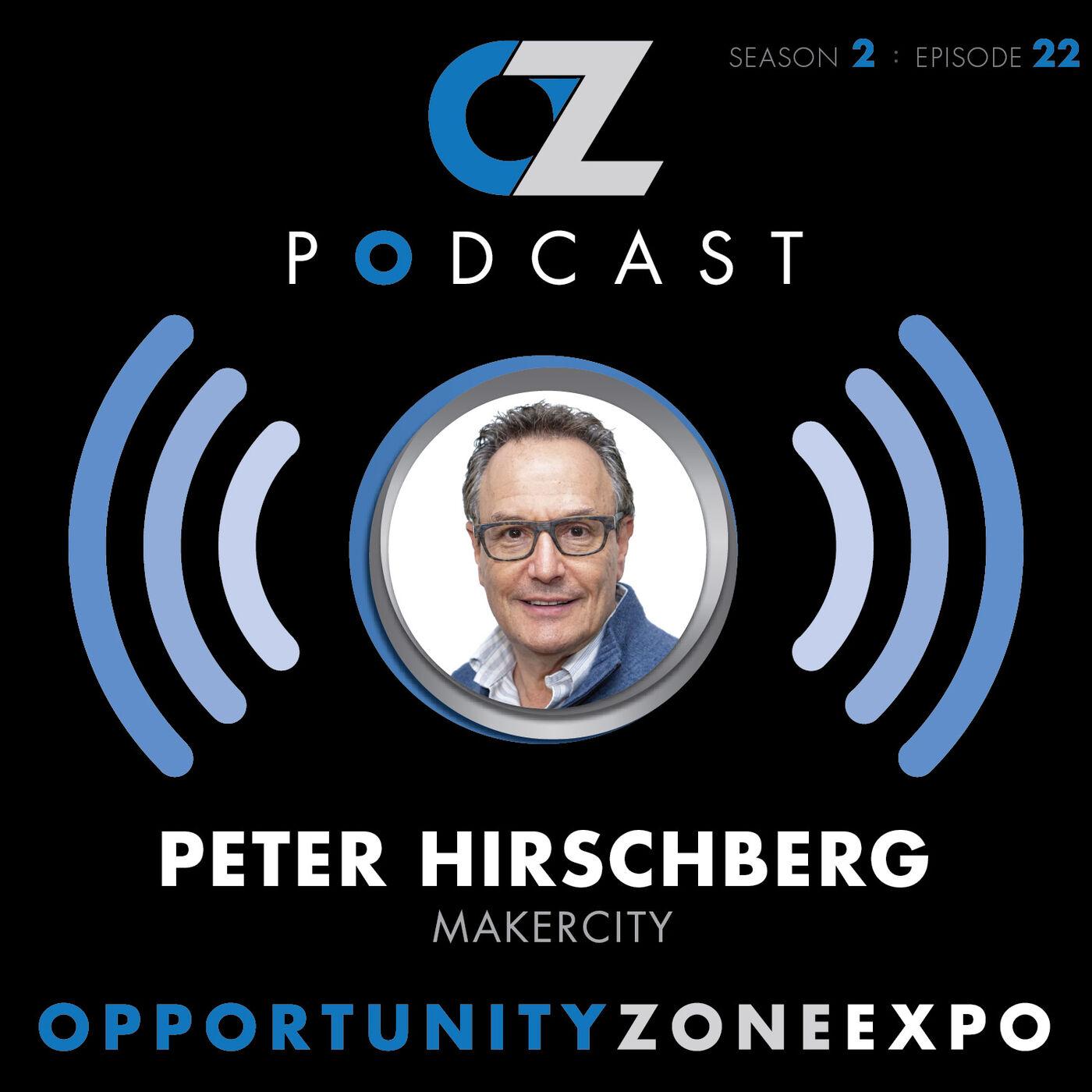Peter Hirshberg - Let's Treat Our Cities as Development Platforms