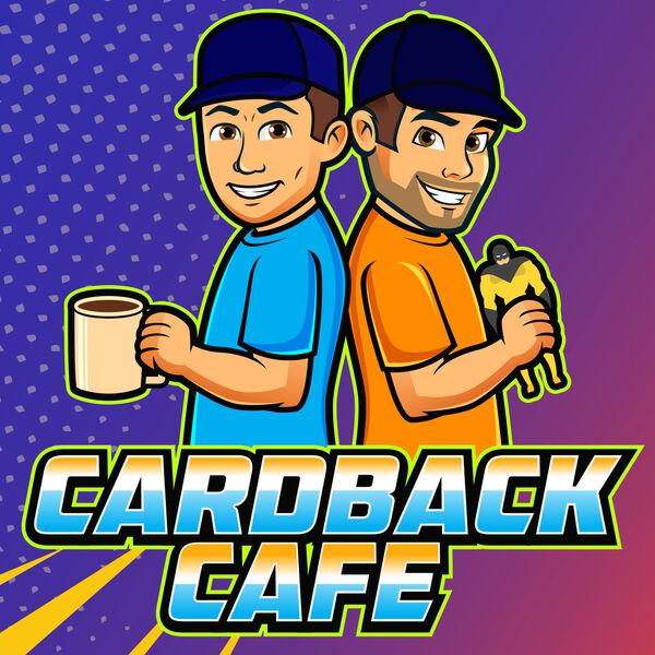 Cardback Cafe Podcast Artwork Image