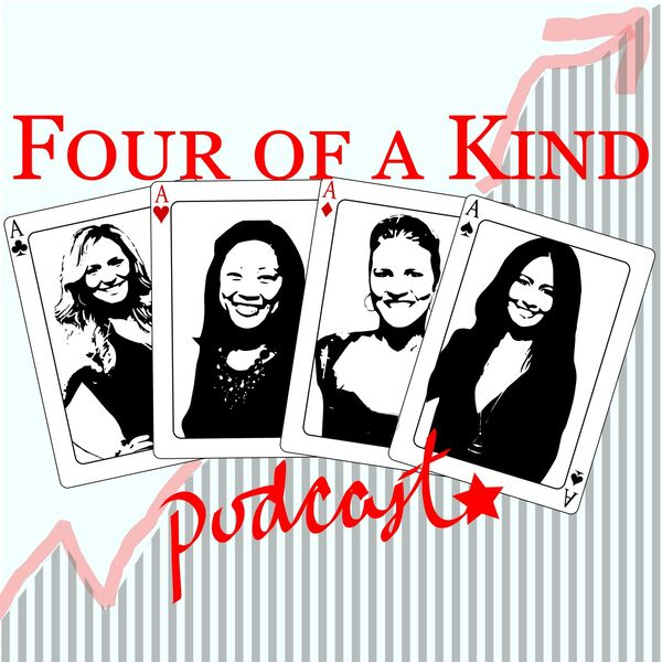 Four of a Kind Podcast Podcast Artwork Image