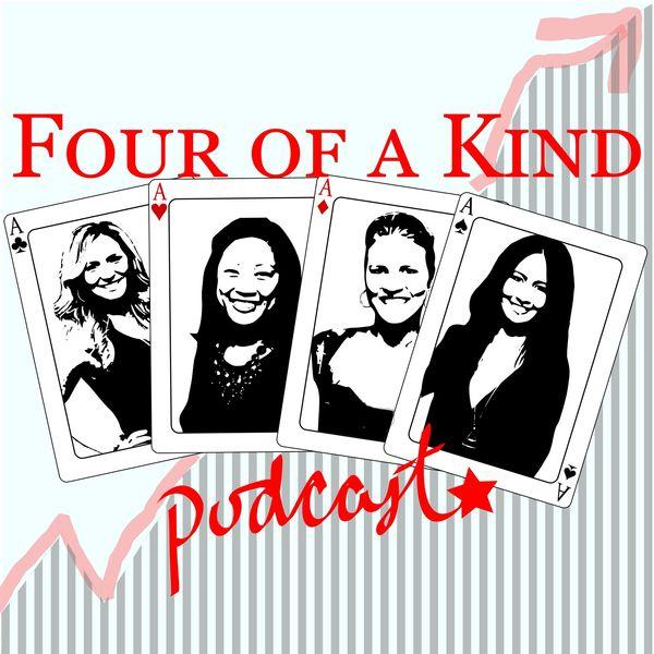 Four of a Kind Podcast Podcast Artwork Image