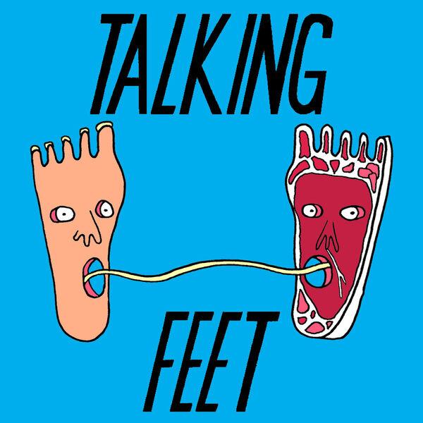 Talking Feet Podcast Artwork Image