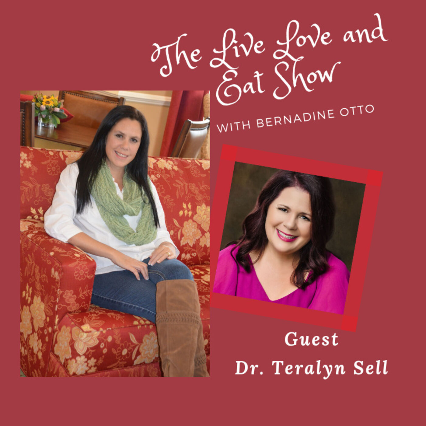 Episode 4:  Healing from Anxiety, Stress and Depression by Dr. Teralyn Sell
