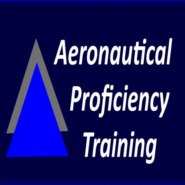 Aeronautical Proficiency Training Podcast Artwork Image