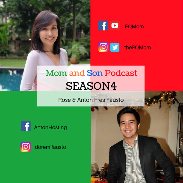 Mom and Son Podcast Podcast Artwork Image