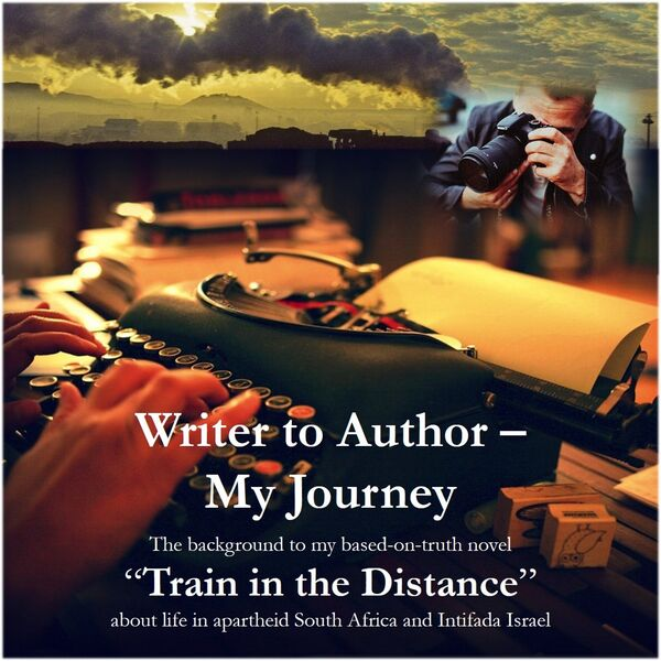 From Writer to Author - My Journey Podcast Artwork Image
