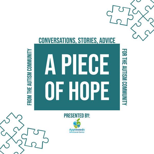 A Piece of Hope Podcast Artwork Image