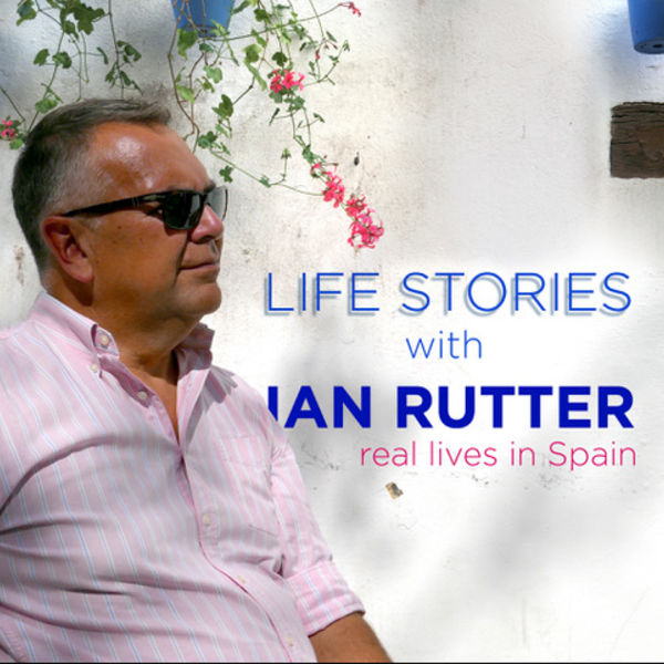 Life Stories with Ian Rutter Podcast Artwork Image