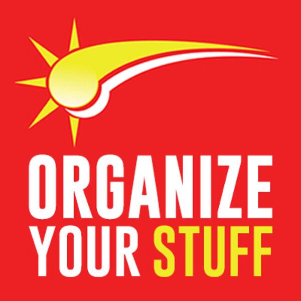 Organize Your Stuff Podcast Artwork Image
